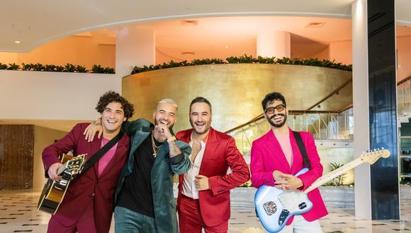 """""""Perfecta"""", lo nuevo de Maluma y Reik. (Foto: Sony Music)"""
