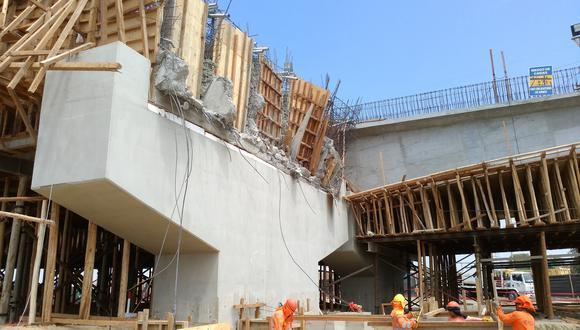 El sector construcción es uno de los más vulnerables ante accidentes. (Foto: USI)
