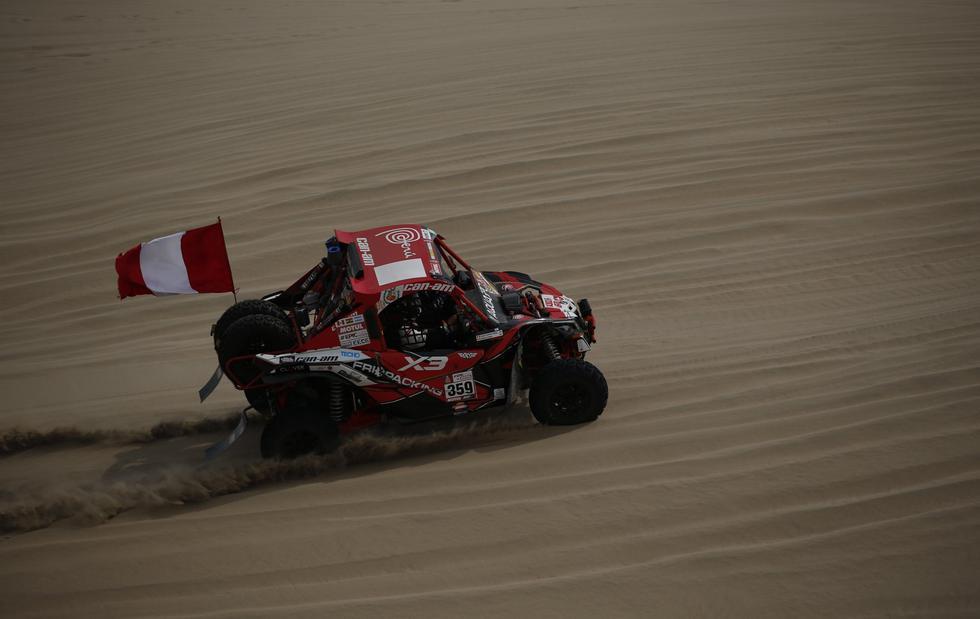 Dakar 2018 ().