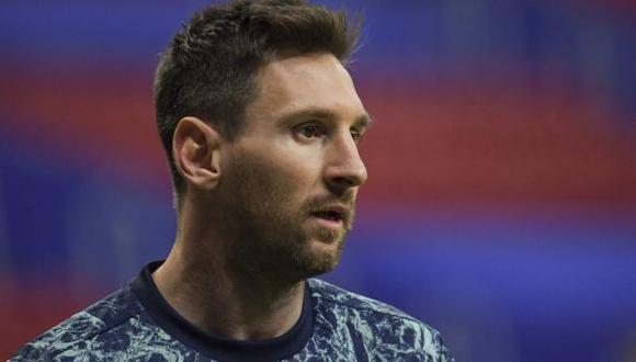 Lionel Messi dio la asistencia para el gol de la victoria de Argentina sobre Uruguay. (Foto: AFP)