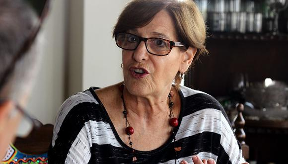 La ex alcaldesa Susana Villarán está siendo investigada por presuntos aportes de Odebrecht y OAS a la campaña del No a la revocación. (Foto: GEC)
