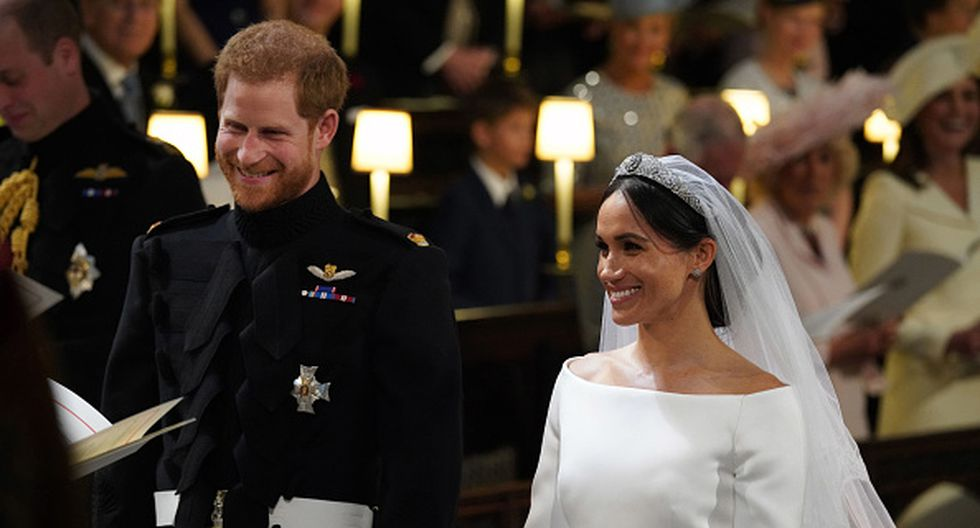 Boda Real (Getty Images)