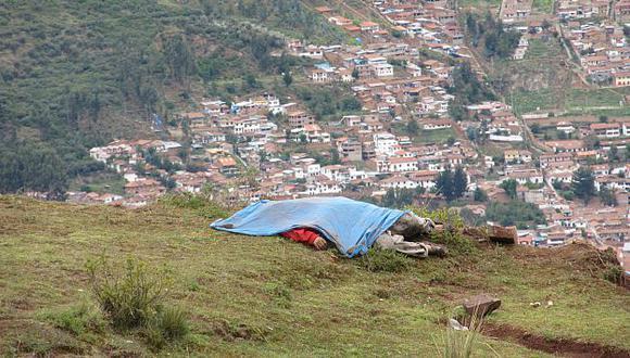 Los cuerpos de los menores quedaron calcinados. (Diario El Cusco)
