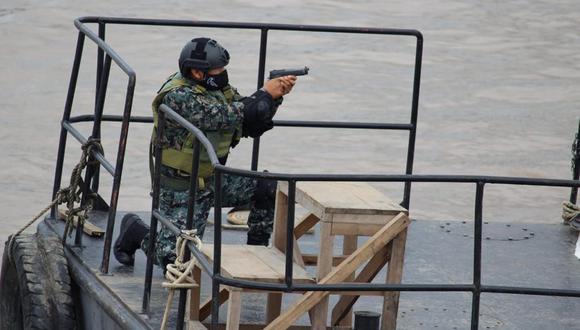 Loreto: Más de 200 militares reforzaron entrenamiento para enfrentar al narcotráfico y remanentes (Foto: Comando Conjunto de las Fuerzas Armadas)