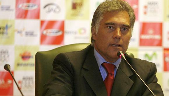 Francisco Boza se mostró optimista de las posibilidades de Lima. (USI)