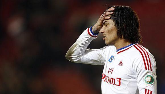 A ESPERAR. Recién volvería el 28 de abril, cuando su club reciba al Mainz. (Reuters)