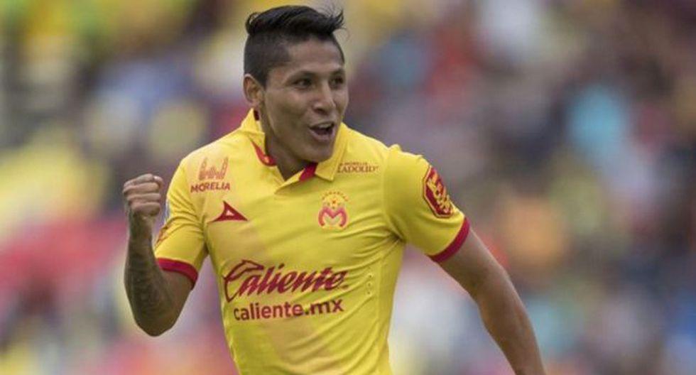 Ruidíaz anotó 12 goles en el club desde que llegó en junio del 2016. (USI)
