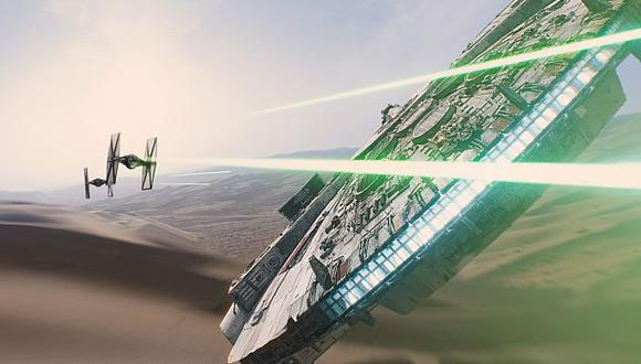 'Star Wars: The Force Awakens' es la película más esperada del 2015. (AP)