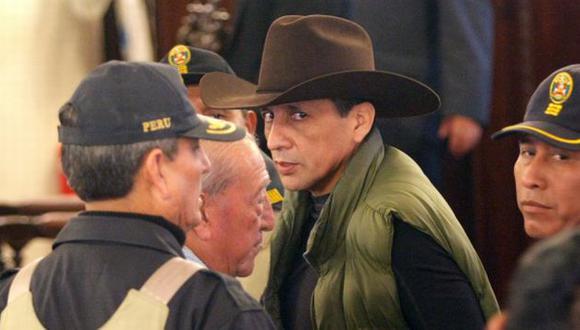Hermano del presidente Ollanta Humala busca que lo saquen de la Base Naval del Callao. (Luis Gonzales)