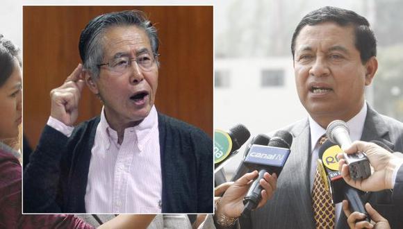 Alberto Fujimori: Su abogado explicó cómo fue el proceso de la entrevista que se publicó en El Mercurio de Chile. (USI)