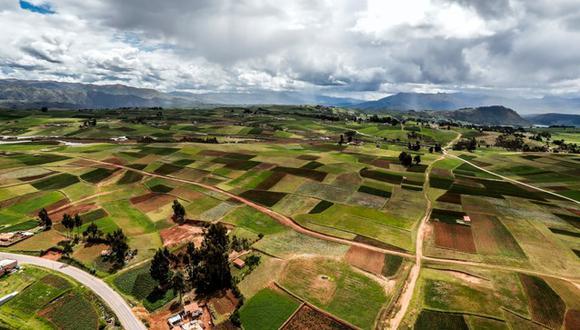 La construcción del Aeropuerto Internacional de Chinchero se realizará en la región Cusco. (Foto: MTC)