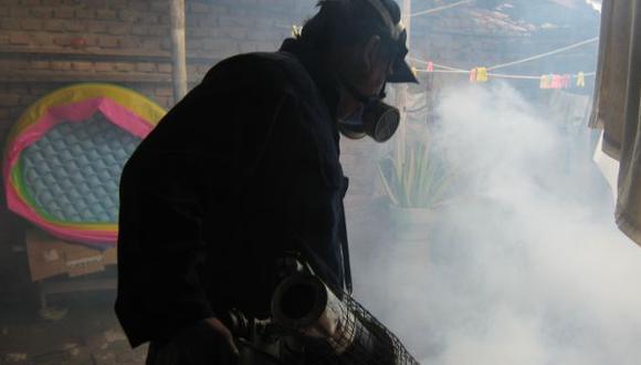Viviendas necesitan ser fumigadas tres veces. (USI)