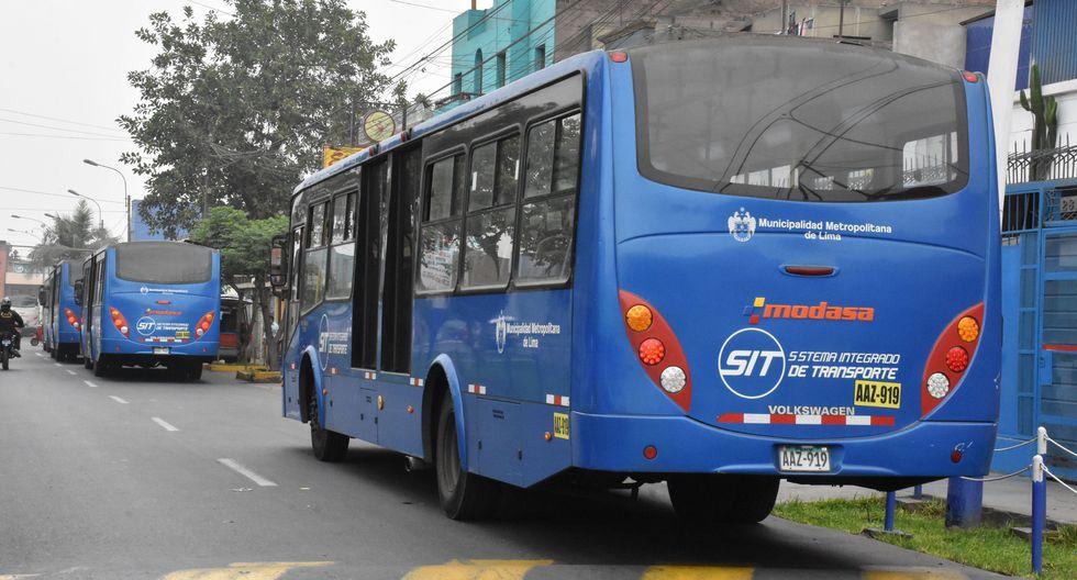 Corredor San Juan de Lurigancho: Alcalde del Rímac pide a Municipalidad de Lima que suspenda inicio de operación. (USI)