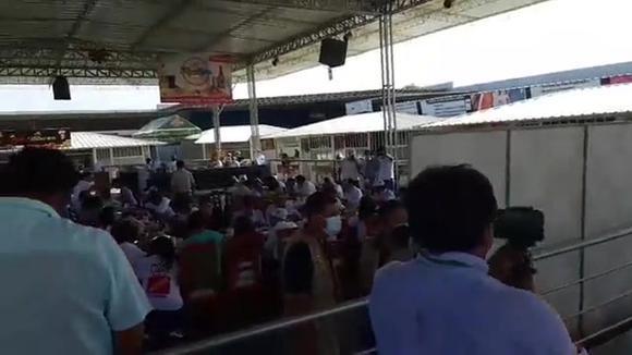 Piura: Pedro Castillo asegura que respetará la autonomía del BCR y de la Constitución  (Video: Noticias Piura 3.0)