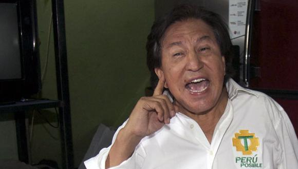Alejandro Toledo, ex presidente del Perú. (USI)