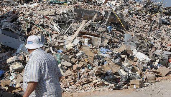 "Italianos viven un ""mayo negro"" por sismos. (AP)"