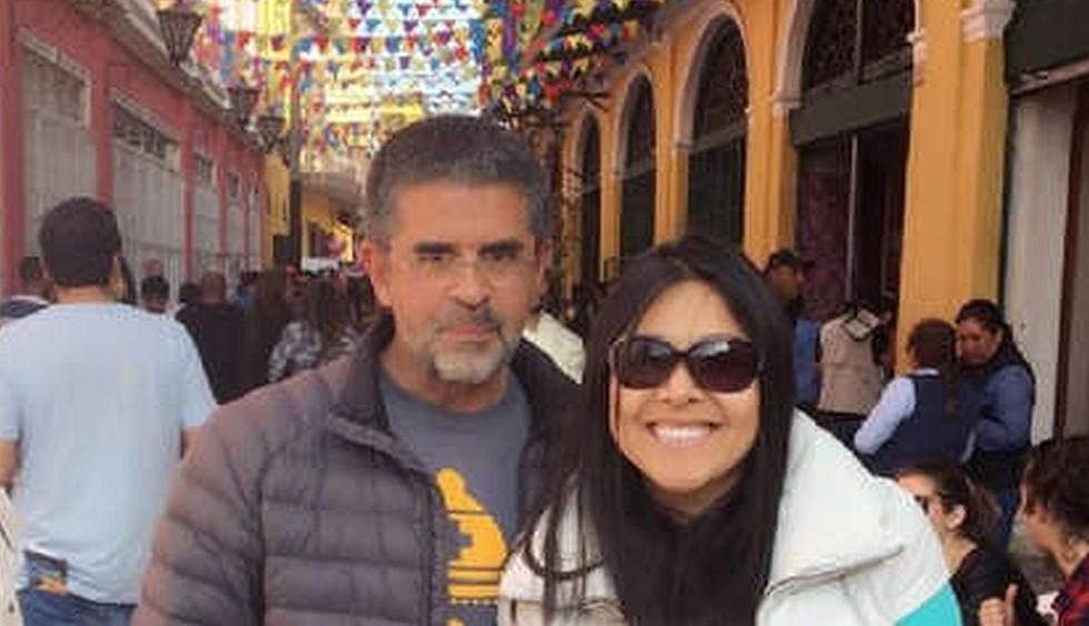 La conductora Tula Rodríguez y el productor Javier Carmona se casaron en 2012. (Foto: @tularodriguez)