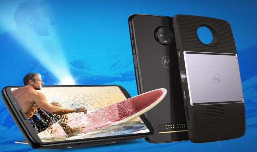 Moto Z3 Play: Conoce todos los detalles del smartphone premium de Motorola. (Difusión)
