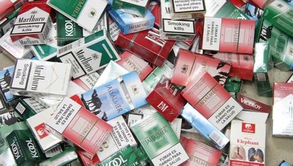 Perú tiene un mercado atractivo para los cigarrillos paraguayos de contrabando.