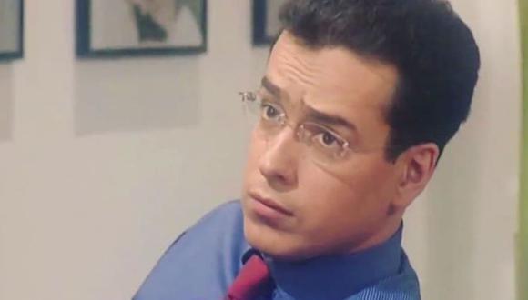 Uno de los principales atractivos que tenía el personaje de Don Armando en la telenovela colombiana era su impecable peinado (Foto: Jorge Enrique Abello 7 Instagram)