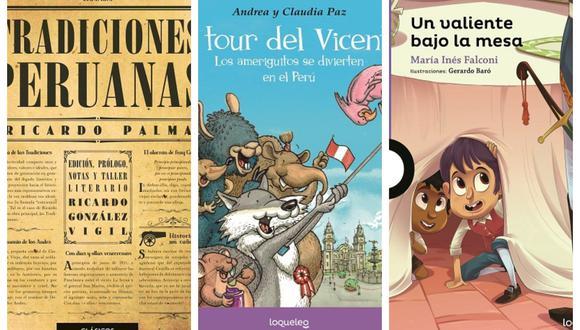 Libros están disponibles en plataforma Loqueleo.com. (Foto: Difusión)