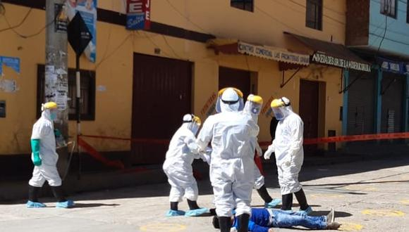 Más del 50% de decesos en La Libertad corresponde a la provincia de Trujillo. (Foto: Geresa La Libertad)