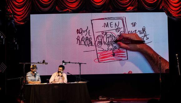 Para Liniers, el proyecto no se podría haber llevado a cabo sino fuera por la amistad que los une. (Difusión)