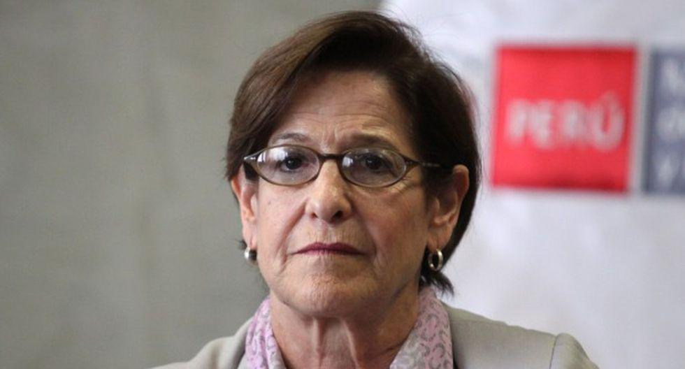 Susana Villarán tiene impedimento de salida del país por los presuntos aportes de las empresas brasileñas Odebrecht y OAS. (Foto: GEC)