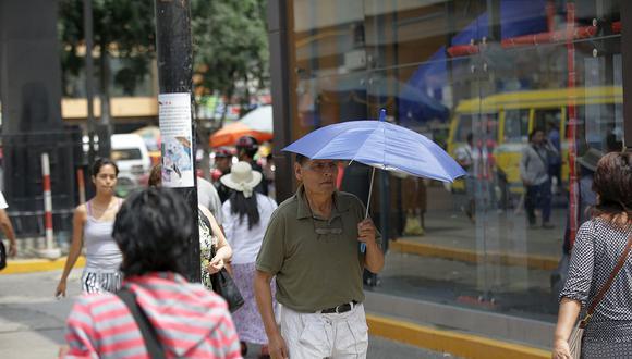 En Lima Oeste, la temperatura máxima llegaría a 23°C, mientras que la mínima sería de 19°C. (Foto: GEC)