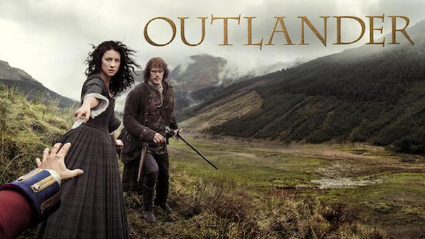 Outlander is a dramatic British-American television series based on the novel saga of the same name by Diana Gabaldon (Photo: Netflix)