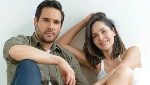 Carmen Villalobos y Sebastián Caicedo se casaron en 2019 luego de sostener una relación sentimental por más de diez años. (Foto: Carmen Villalobos / Instagram)