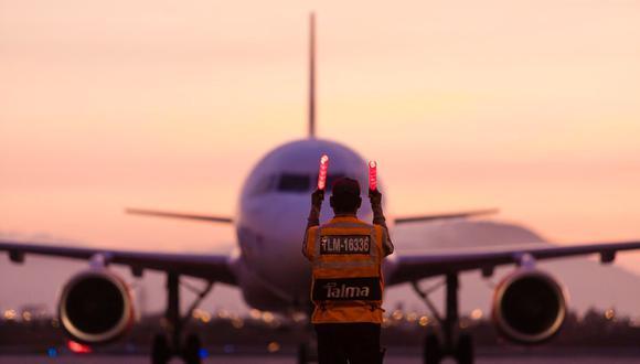 Los vuelos comerciales se reanudarían en una siguiente etapa, pero bajo estrictos controles. (Foto: GEC)