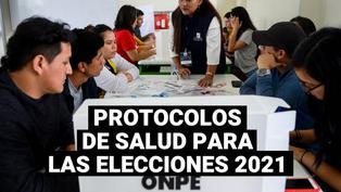 ¿Cuáles son las medidas sanitarias que se tomarán para las elecciones presidenciales del abril?