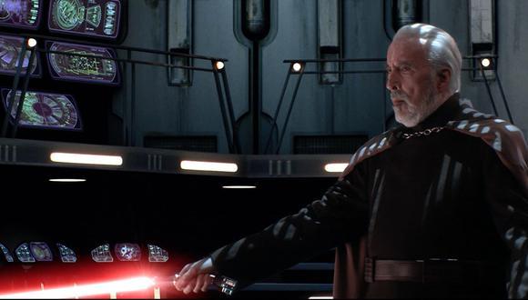 El Conde Dooku llegará este mes a Star Wars Battlefront II.