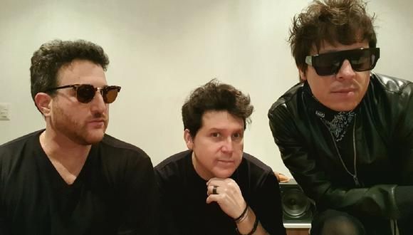 Salim Vera, Manolo Hidalgo y Jeffry Fischman se reencontraron. (Foto: Instagram)