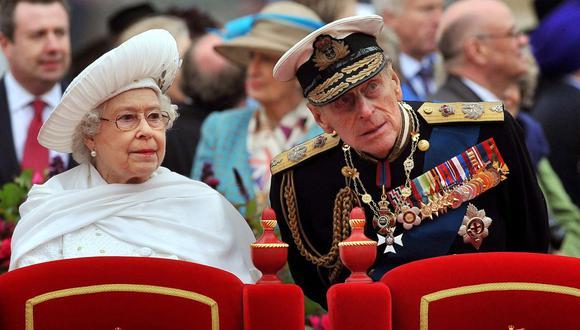 El príncipe Felipe ha sido el consorte más longevo en la historia de la monarquía británica. Acompañó como esposo a la reina Isabel II durante más de siete décadas. (Foto: John Stillwell / AFP).