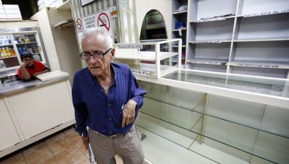 La escasez de productos básicos y la caída del precio del petróleo pone en riesgo economía de Venezuela. (USI)