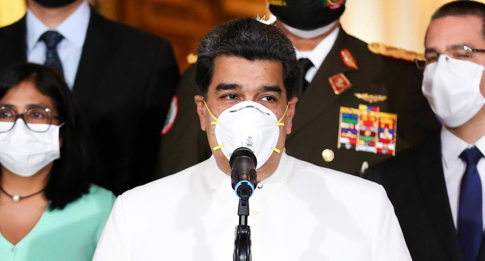 Venezuela atraviesa una crisis política y económica sin precedentes. En la imagen, Nicolás Maduro. (AFP/ZURIMAR CAMPOS).