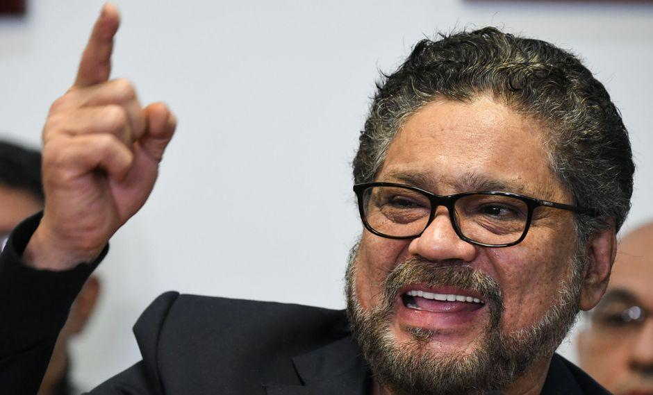 Iván Márquez, miembro de las FARC, se pronunció sobre el arresto y posible extradición de ex guerrillero (AFP).