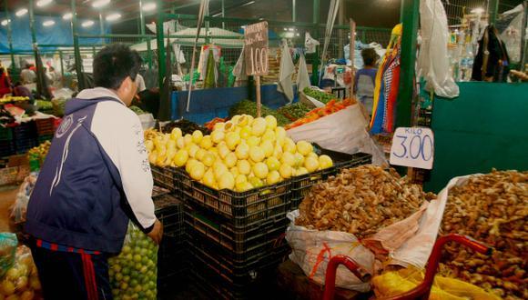 Fenómeno El Niño: EMMSA descartó incremento del costo de productos perecibles. (USI)