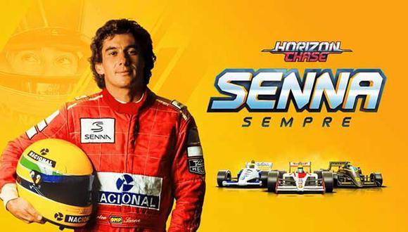 El piloto brasilero llega al videojuego con una expansión.