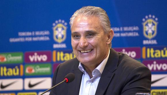 La convocatoria de Tite para los juegos frente a Estados Unidos y El Salvador. (Foto: AFP).