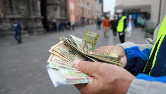 El dólar retomó su senda alcista tras conocerse que el congresista Guido Bellido liderará el primer Gabinete Ministerial en la administración de Pedro Castillo. (Foto: GEC)