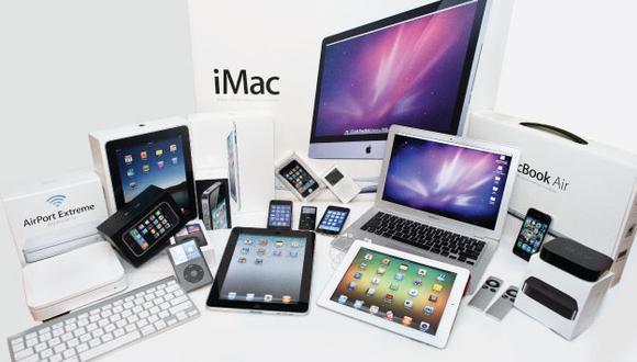 Apple: La manzana celebra 40 años de vida (Apple)