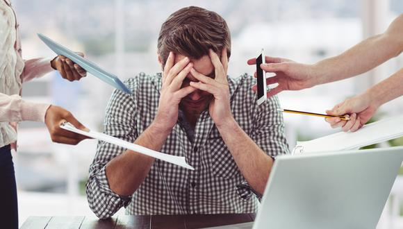 """Incluye """"pausas anti-estrés"""" en tu día laboral."""