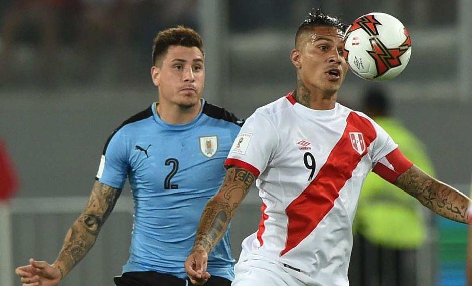 La selección peruana se medirá a Uruguay en el mes de octubre. (Foto: AFP)