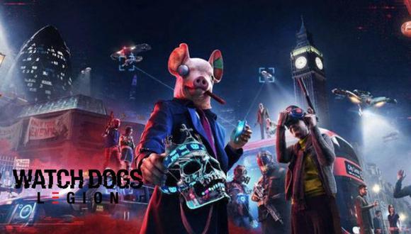 Watch Dogs Legion saldrá a la venta el 29 de octubre. (Fotos: Ubisoft)