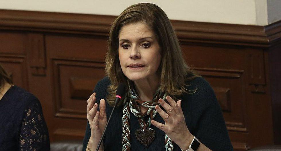 Congresista señala que no se puede negar que existen crímenes de odio. (Anthony Niño de Guzmán)
