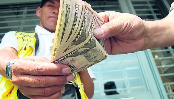 El dólar se vendía a S/ 3.61 en las casas de cambio este miércoles. (Foto: GEC)