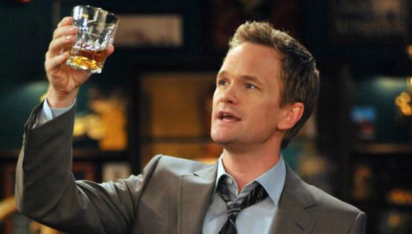 "El origen de la frase más popular de Barney en ""How I Met Your Mother"" (Foto: CBS)"